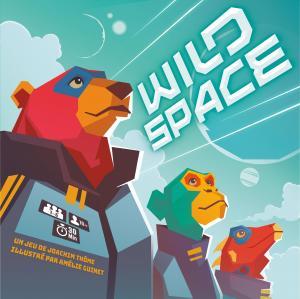 Affiche Wild Space