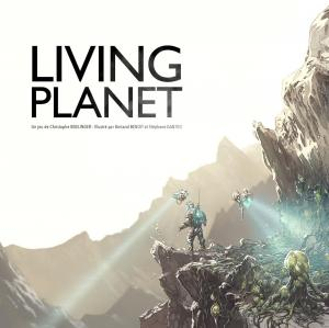 Affiche Living Planet
