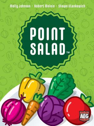 Affiche Salade 2 points