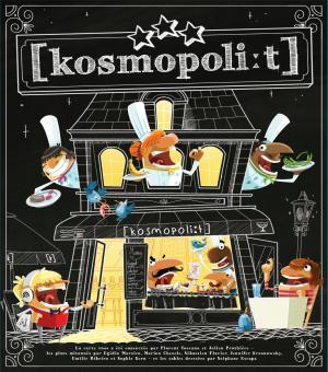 Affiche kosmopolit