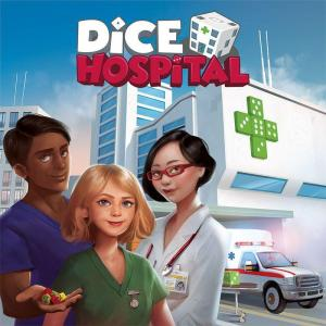 Affiche Dice Hospital