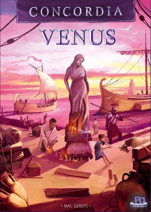 Affiche Concordia Venus