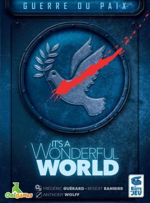 Affiche It's a Wonderful World: Guerre ou paix