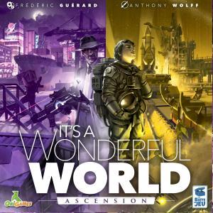 Affiche It's a Wonderful World: Ascension