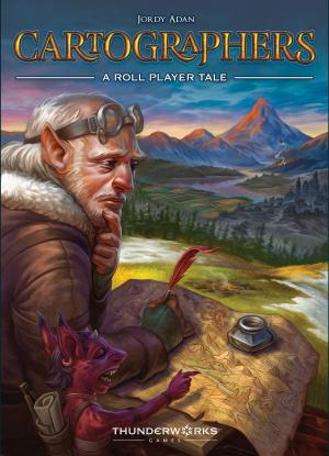 Affiche Cartographers : A Roll Player Tales