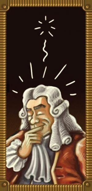Affiche Newton: Grandes découvertes