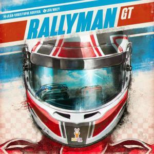 Affiche Rallyman: GT