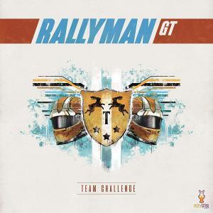 Affiche Rallyman: GT – Team Challenge