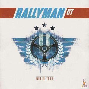 Affiche Rallyman: GT – World Tour