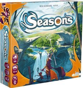 Affiche Seasons