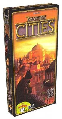 Affiche 7 Wonders Cities