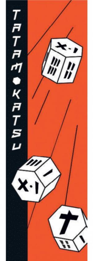 Affiche Tatamokatsu