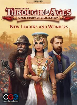 Affiche Through The Ages - Nouveaux Horizons