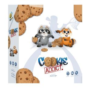 Affiche Cookie Addict