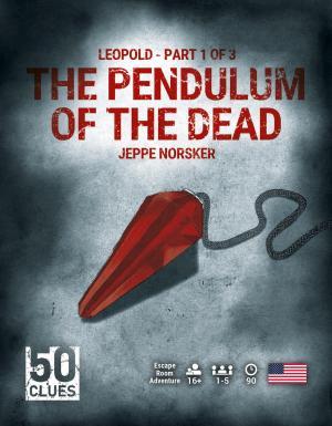 Affiche 50 CLUES - Le Pendule des Morts