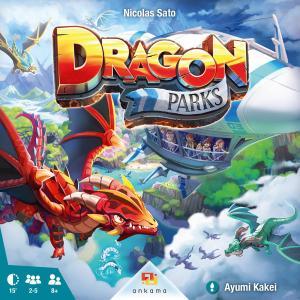 Affiche Dragon Parks