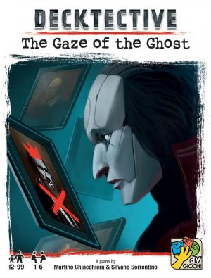 Affiche Decktective : Les Yeux du Fantôme