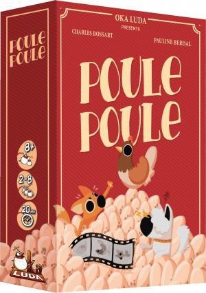 Affiche Poule Poule