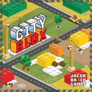 Affiche City Blox