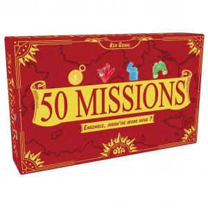Affiche 50 Missions