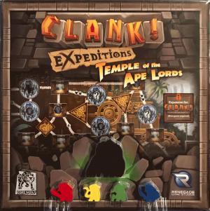 Affiche Clank! Le temple du seigneur sing