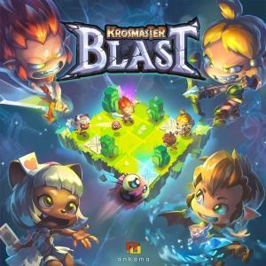 Affiche Krosmaster: Blast