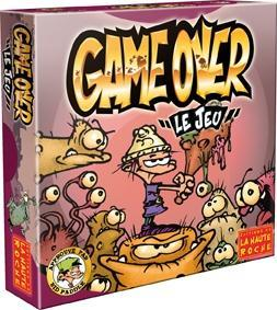 Affiche Game Over