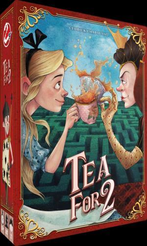Affiche Tea for 2
