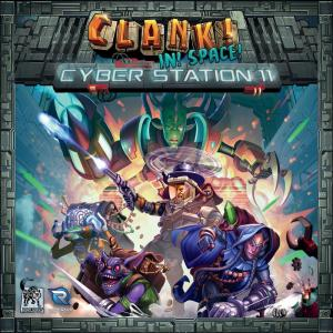 Affiche Clank! In! Space! Cyber Station 11