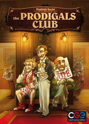 Affiche The Prodigals Club