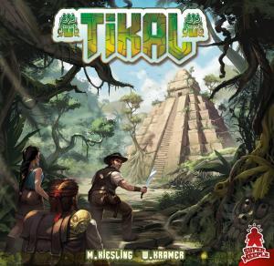 Affiche Tikal