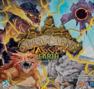 Affiche Spirit Island: Jagged Earth