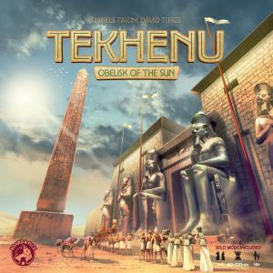 Affiche Tekhenu - L'obélisque du soleil