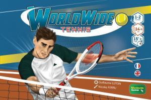 Affiche Worldwide Tennis