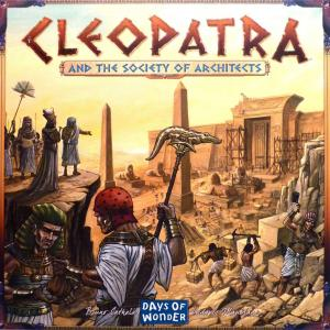 Affiche Cleopatra and the Society of Architects