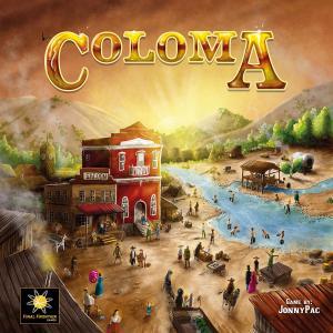 affiche Coloma