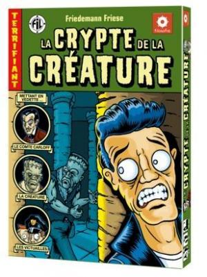 Affiche La Crypte de la Créatures