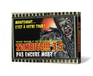 Affiche Zombies !!! 3.5