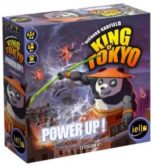 Affiche King of Tokyo: Power Up