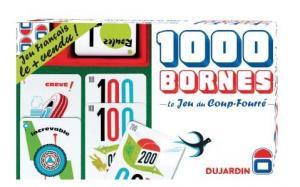 Affiche 1000 Bornes