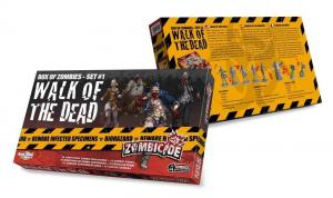 Affiche Zombicide: Walk of the Dead