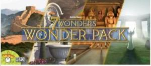 Affiche 7 Wonders : Le Wonder Pack n°1