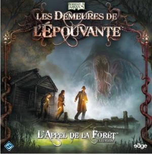 Affiche Les Demeures de l'Epouvante: L'Appel de la Forêt
