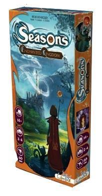 Affiche Seasons: Enchanted Kingdom