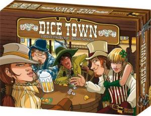 affiche Dice Town