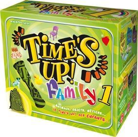 Affiche Time's Up ! Family 1