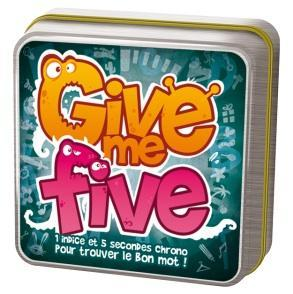 Affiche Give Me Five