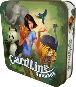 Affiche Cardline: Animaux
