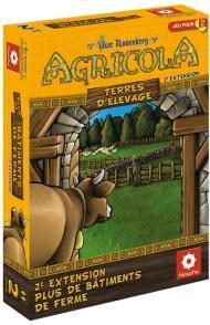 Affiche Agricola: Extension Agricola Terres d'élevage