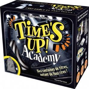 Affiche Time's Up ! Academy 1